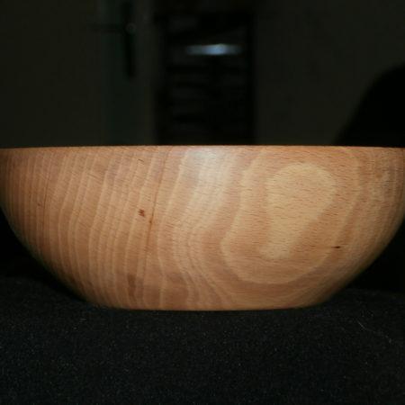 Ecuelle 14 cm hêtre